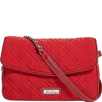 9c4d6d9099f Vera Bradley Chain Shoulder Bag (Tango Red)  Handbags  Amazon.com