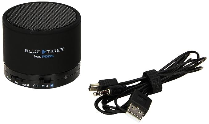 Review Blue Tiger Soundpods 17-080586
