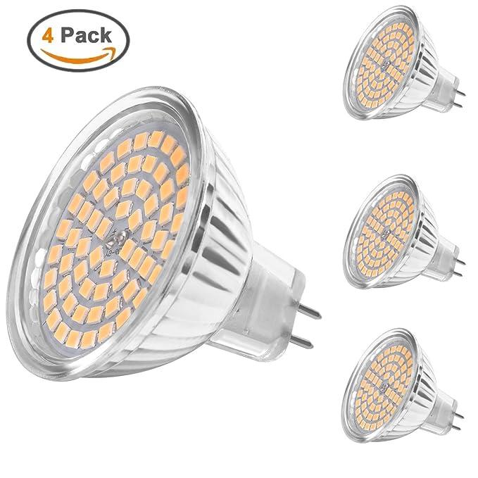De 3000k Chaud 3 Mhtech 380 Lot Mr16 5w Blanc Lampes Gu5 Lumen 4 Led X8Pnw0Ok