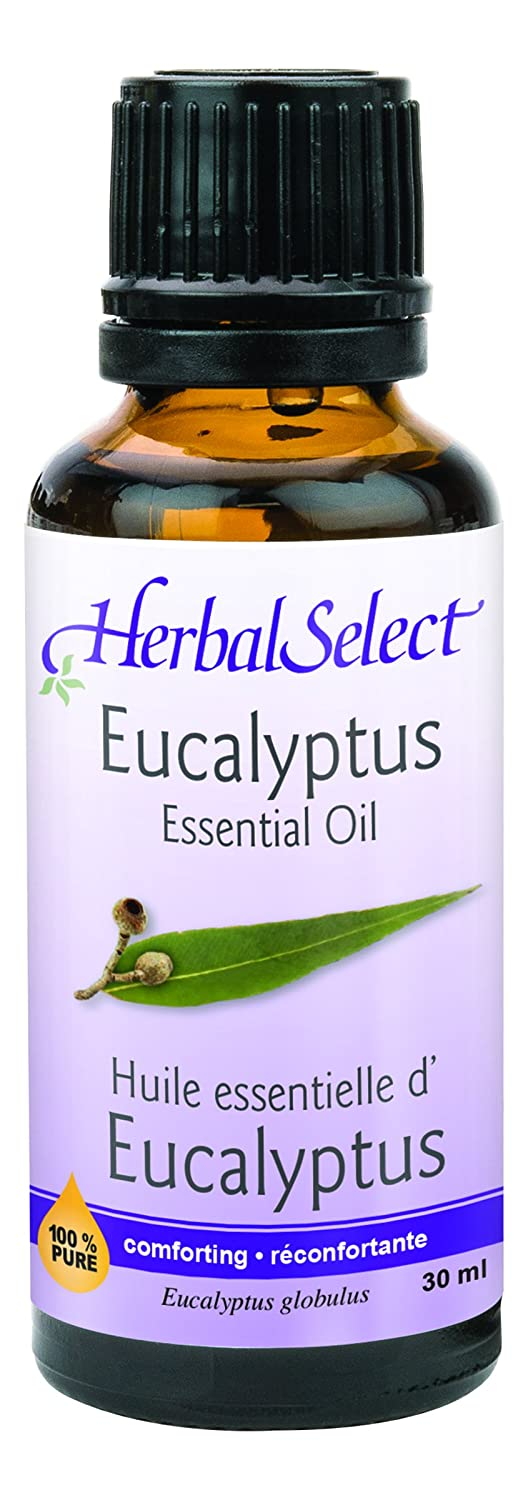 Herbal Select Eucalyptus Essential Oil, 30ml Manufacturer