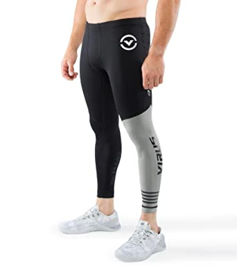 626601de5 Amazon.com  VIRUS    PERFORMANCE Men s Stay Cool Compression Pants (RX8)   Clothing