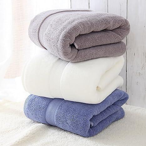 Toalla de baño para Adultos baño algodón Espesar 800 g Toalla de baño Grande 80 *