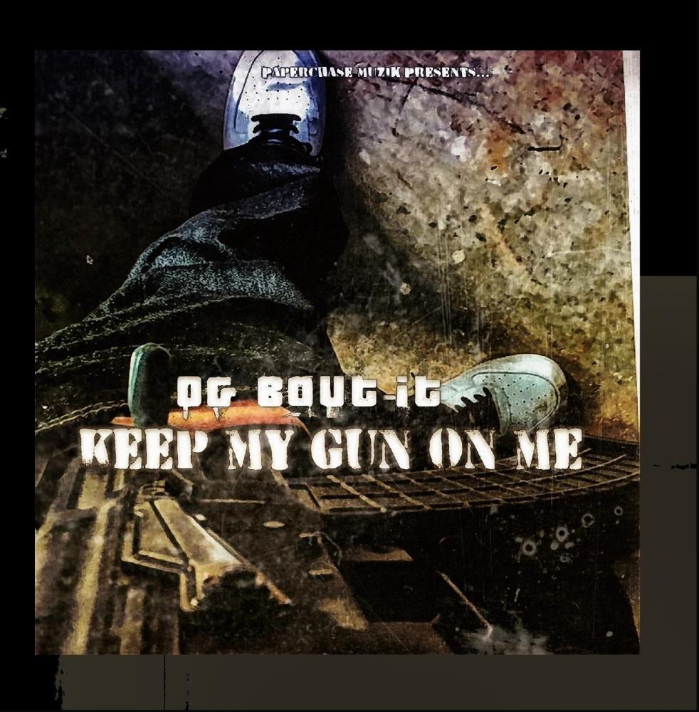 08aa6d8f60f9 Og Bout-It - Keep My Gun on Me - Amazon.com Music