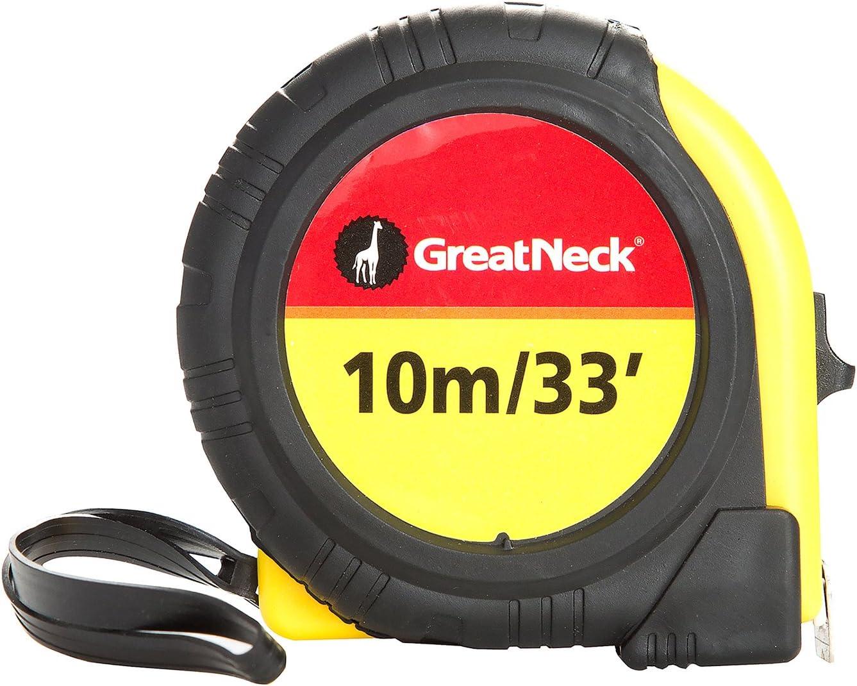 ROUGHNECK PRO Tape Measure 10M 33ft New