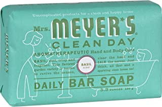 product image for Mrs. Meyer's Bar Soap - Basil - 5.3 oz