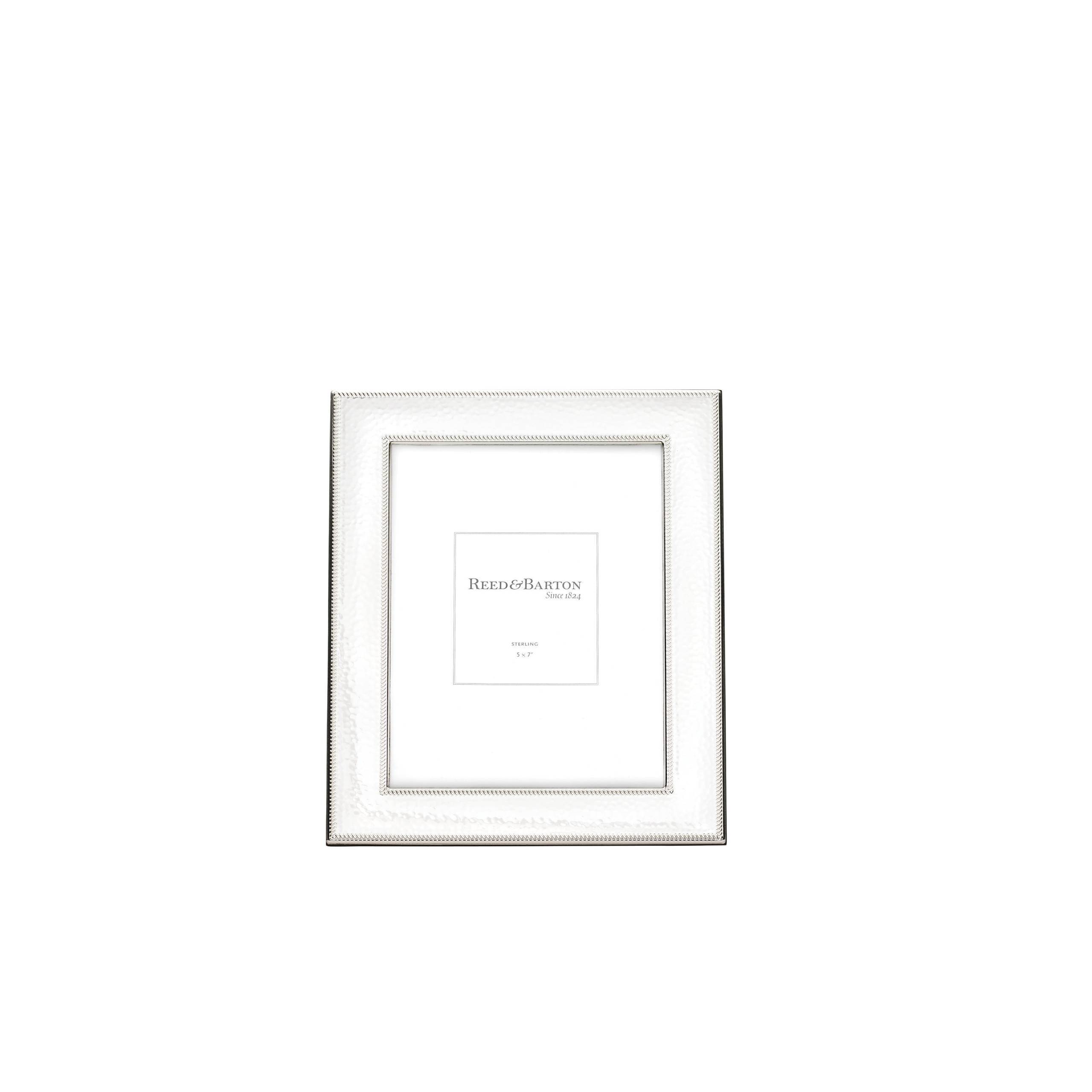 Reed & Barton Bristol Sterling Frame, 5'' x 7'' by Reed & Barton