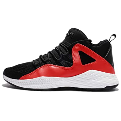 Jordan Formula 23 Men's Shoes Black/White/Max Orange
