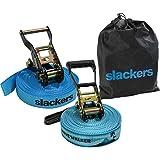 SLACKERS Slackline 50' Wave Walker Kit