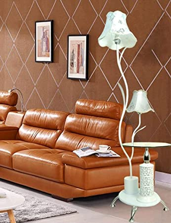 DEED Im Europäischen Stil Stehlampe Serie Eisen Tuch Schatten Moderne  Einfachheit Kann Gesetzt Werden Couchtisch Stehlampe