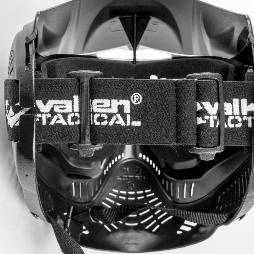 Valken 5 Paintball Goggles Negro Black Gafas Ni/ños Medium