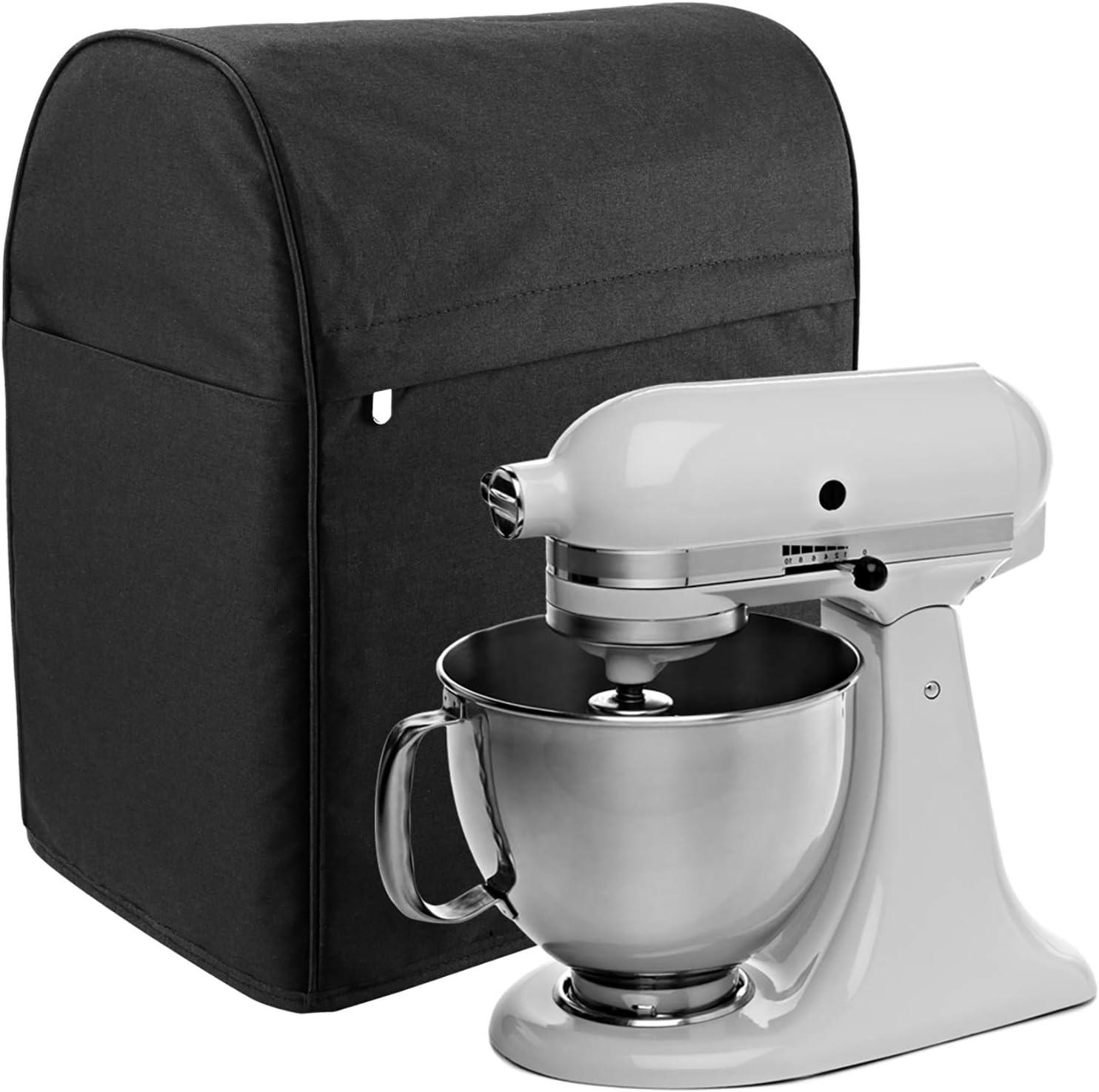 Beige Stand Mixer Dust Cover Mixer Dust&Fingerprint Protection ...