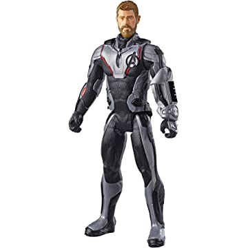 Avengers Marvel Endgame Titan Hero Series Thor 12