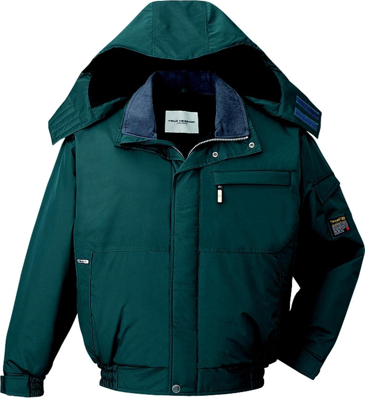(ジチョウドウ)Jichodo 48380 防寒ブルゾン B00G428KZ0 3L|012:グリーン 012:グリーン 3L
