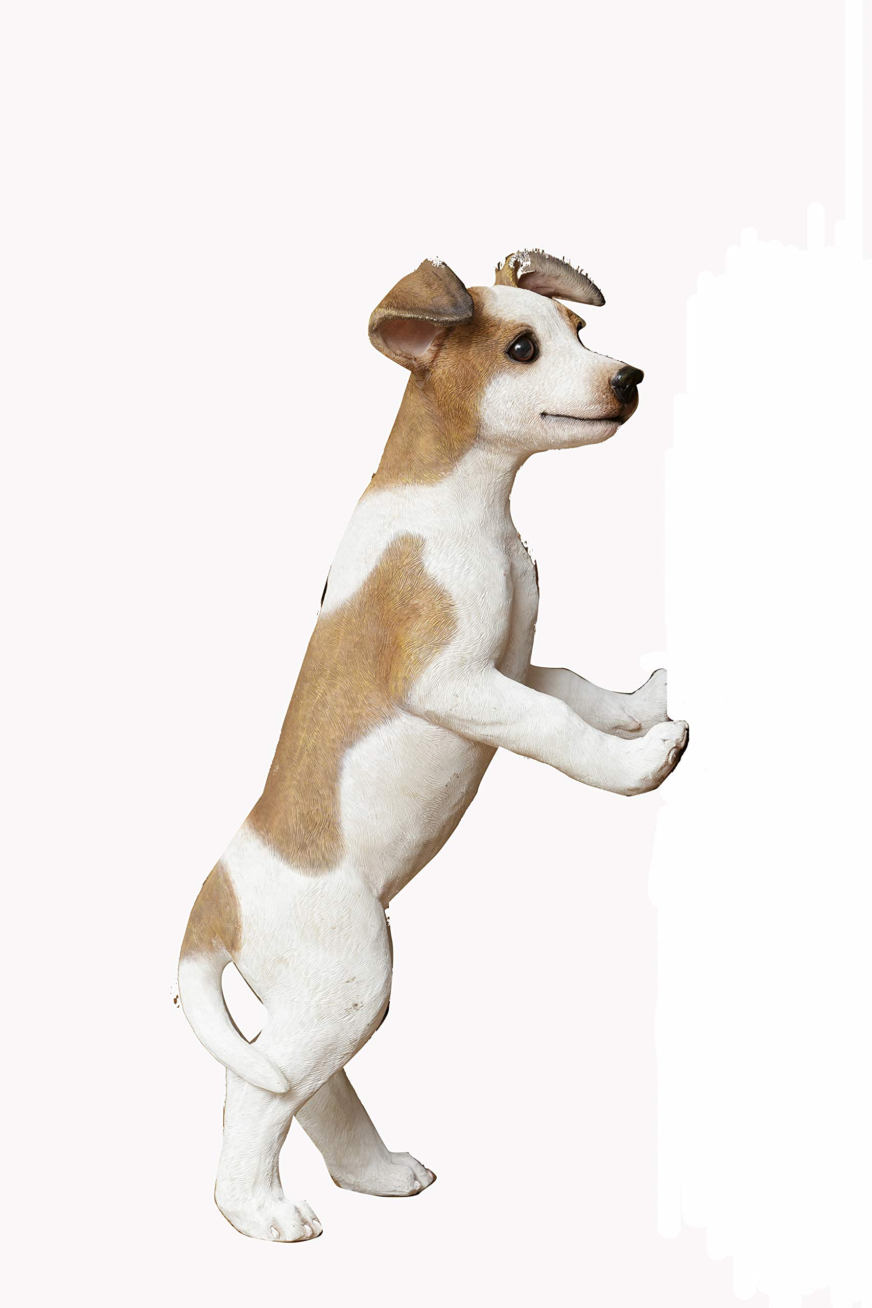 Your Heart's Delight Your Jackie Standing On Hind Legs Dog Figure, Multi