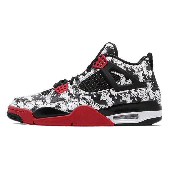 Amazon.com: Nike Air Jordan 4 Retro Sngl Dy Bq0897-006 ...