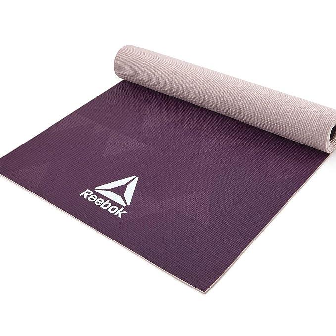 Reebok Brush Strokes Yoga Mat: Amazon.es: Deportes y aire libre