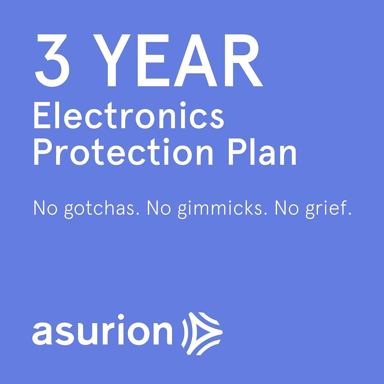 ASURION 3 Year Electronics Protection Plan $75-99.99