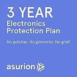 ASURION 3 Year Electronics Protection Plan $25-49.99