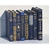 Decorative Books for Designers - Blue and gold