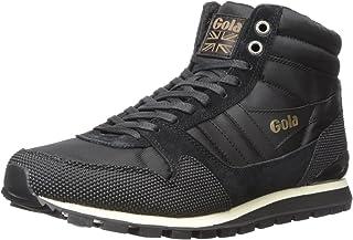 Gola - Ridgerunner High II, Sneaker Alte Uomo A Collo Alto Uomo Nero (Nero (Black/Black)) 41 EU CMA170