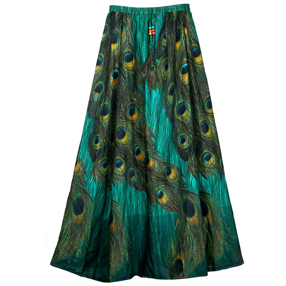 FASHION CARE Women's Royal Crepe Skirt(KCBC-21, Multicolour, 35)