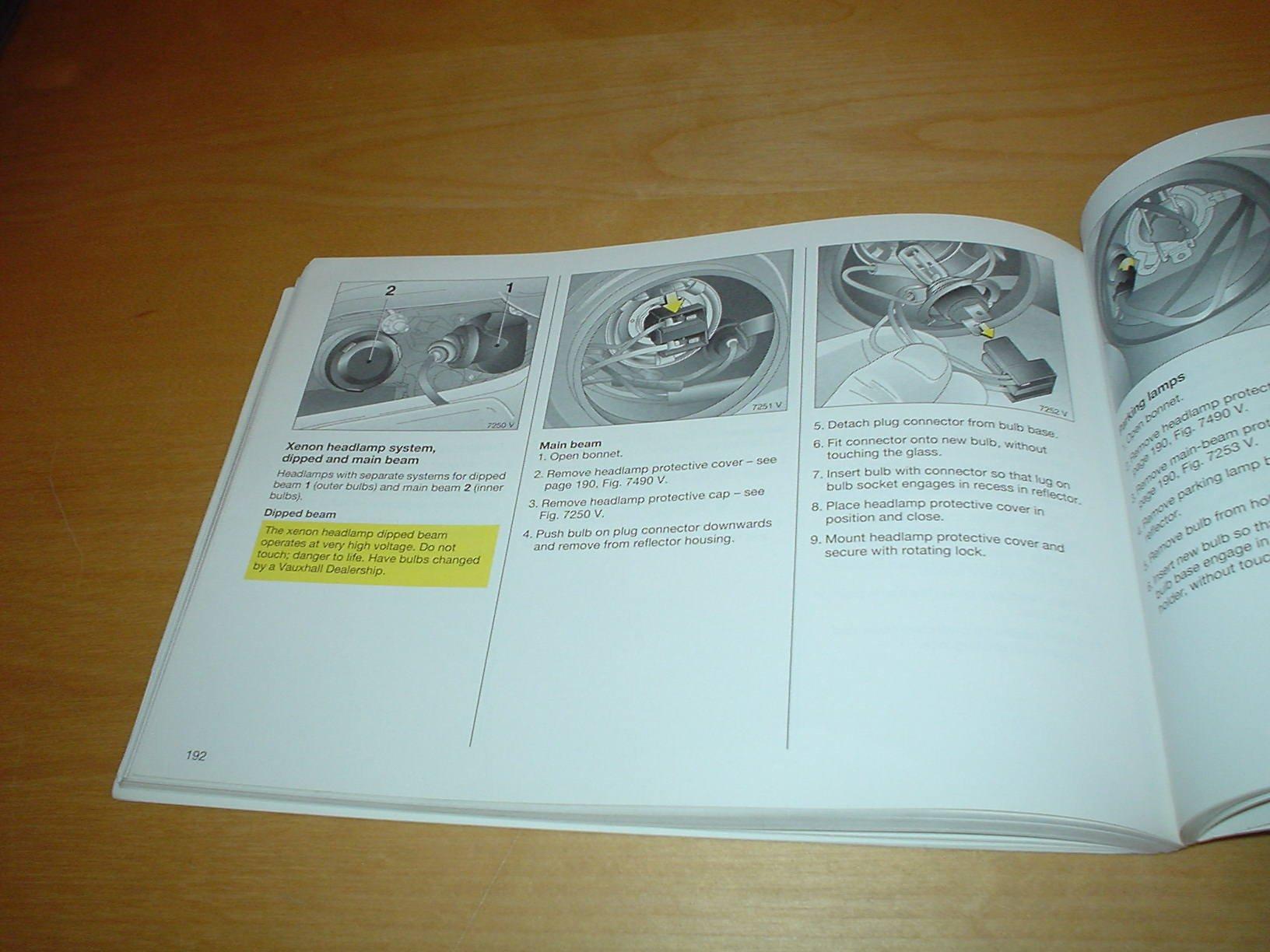 Vauxhall Omega Owners Manual Pdf