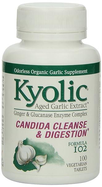 Kyolic aged garlic extract amazon