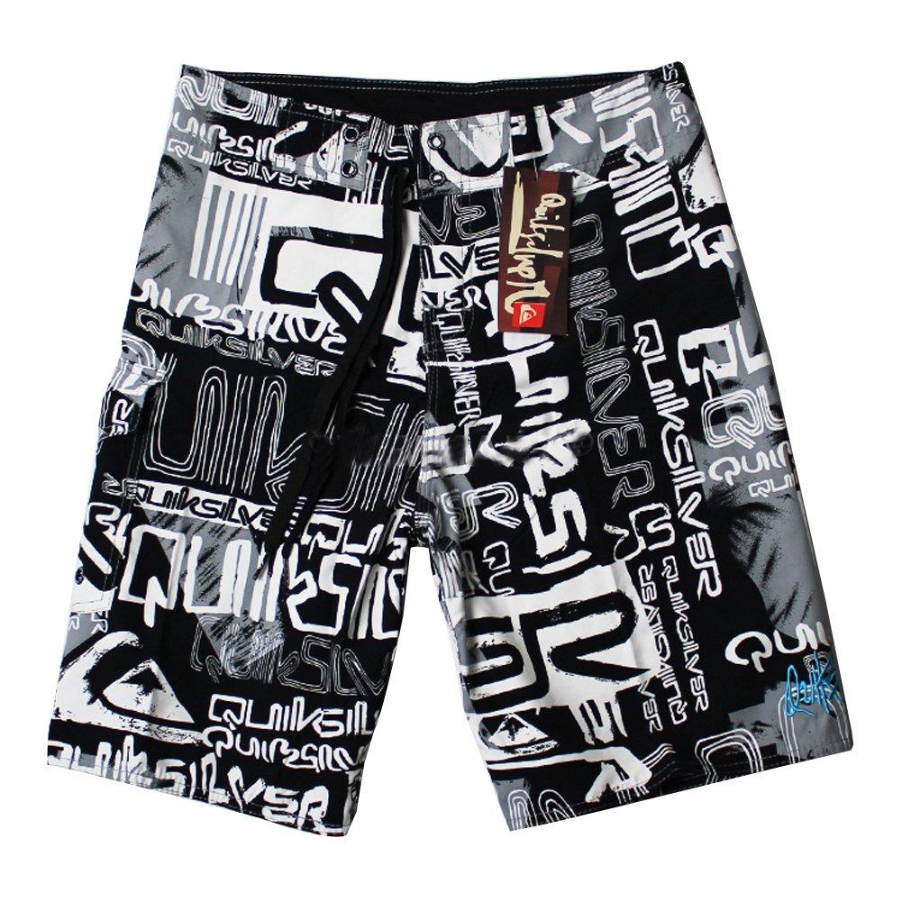 Surker Men Beach Shorts Brand Quick Drying Swimwear Men Shorts Swim Surf Short Pants