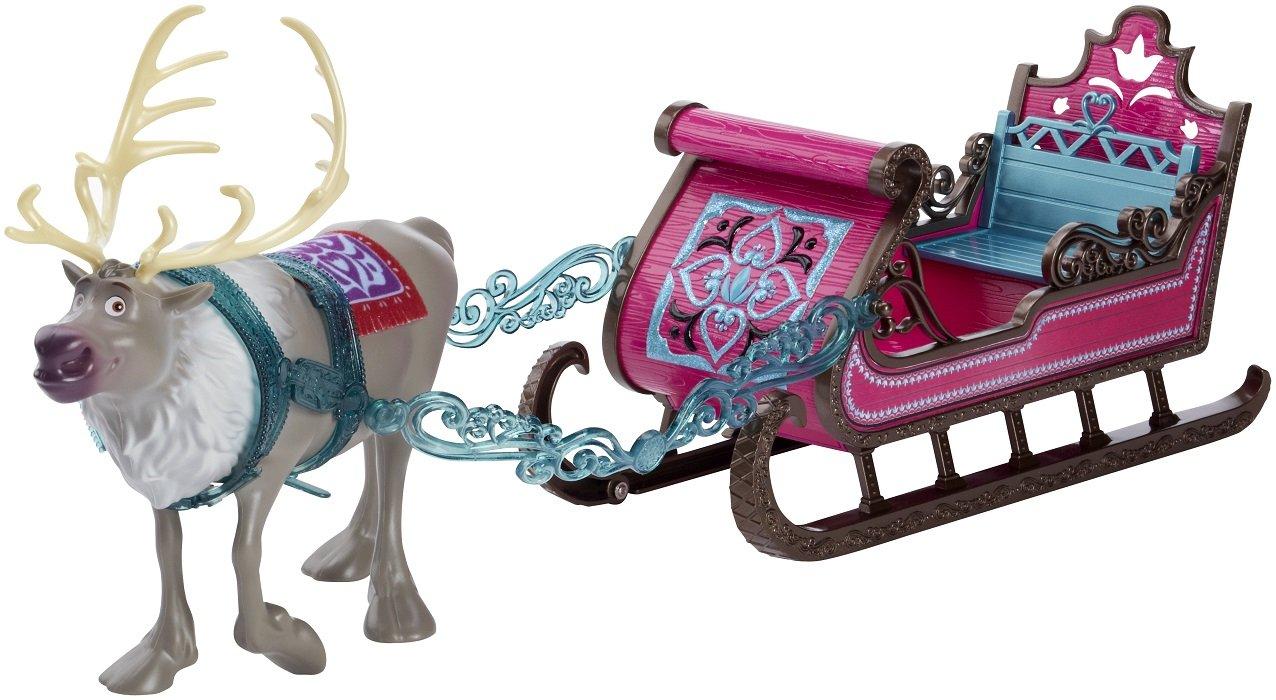 Anna and Elsa's Royal Sled