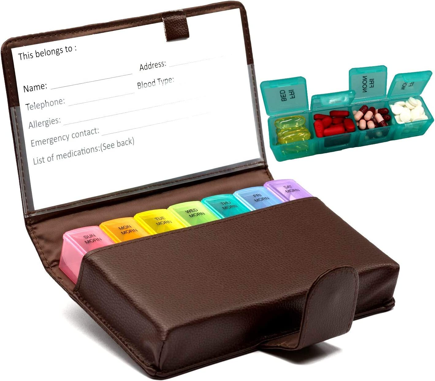 Car Interior Coin Pocket Cases Holder Plastics Storage Box Dispenser Organize y