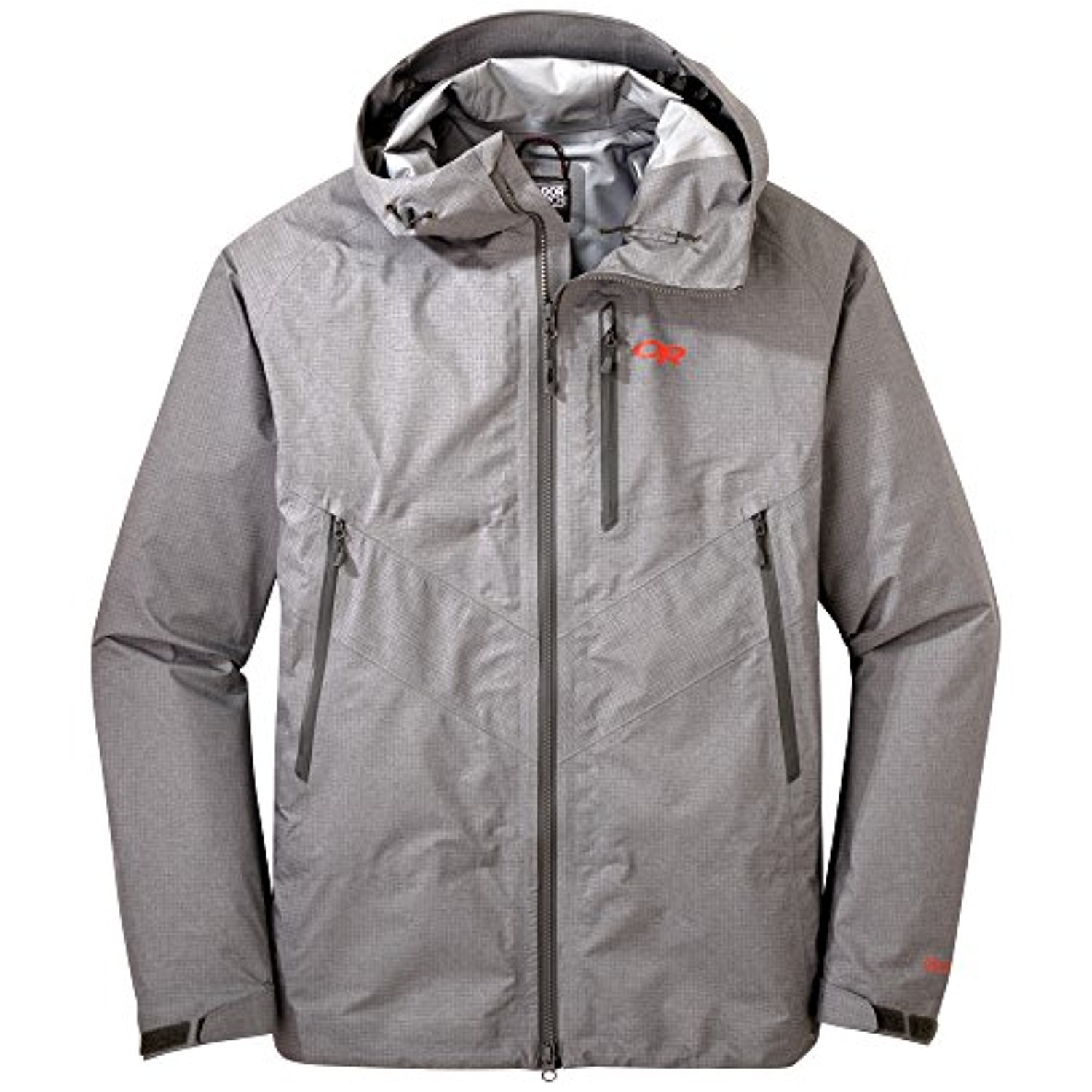 Outdoor Research, USA OUTERWEAR メンズ B07BDQ39S9  チャコールグレー Small