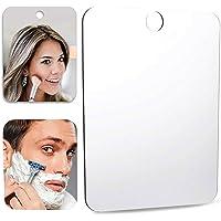 Espejo Grande de Maquillaje espejo baño antivaho Espejo