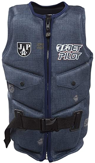 Jetpilot S Blue Bonifay Comp Vest