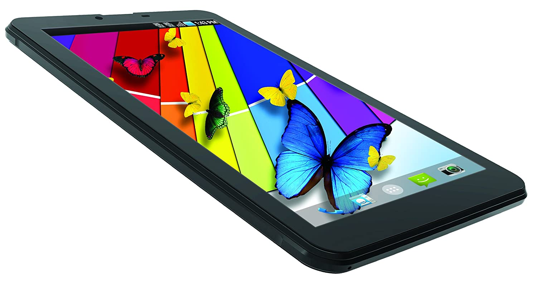 Sensational Intex I Buddy In 7Dd01 Tablet 7 Inch 8Gb Wi Fi 3G Voice Calling Black Interior Design Ideas Clesiryabchikinfo