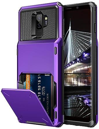 Amazon.com: Vofolen - Funda para Galaxy S9 Plus con 4 ...