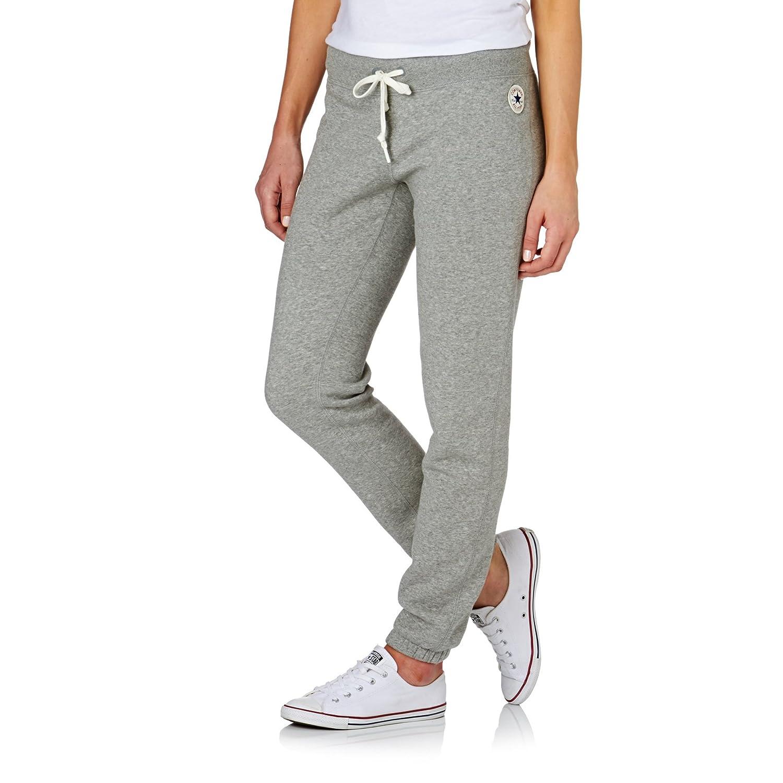 94f9acf9c071 Converse Women Sweat Pants Core Slim  Amazon.co.uk  Clothing