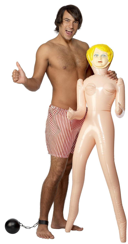 Smiffys Muñeca Hinchable 150 cm: Amazon.es: Juguetes y juegos
