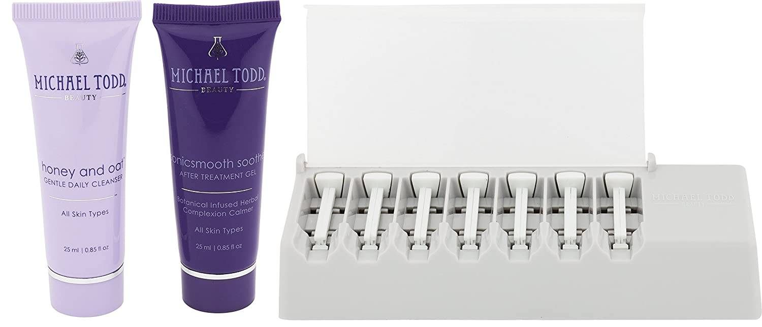 Michael Todd Sonicsmooth Replacement Kit for At-Home Dermaplaning