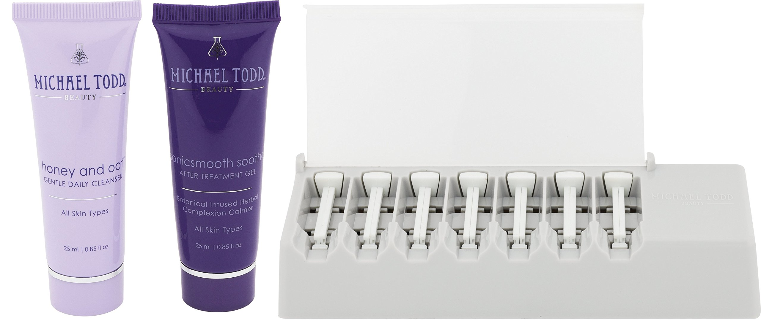 Michael Todd Sonicsmooth Replacement Kit for At-Home Dermaplaning by MICHAEL TODD