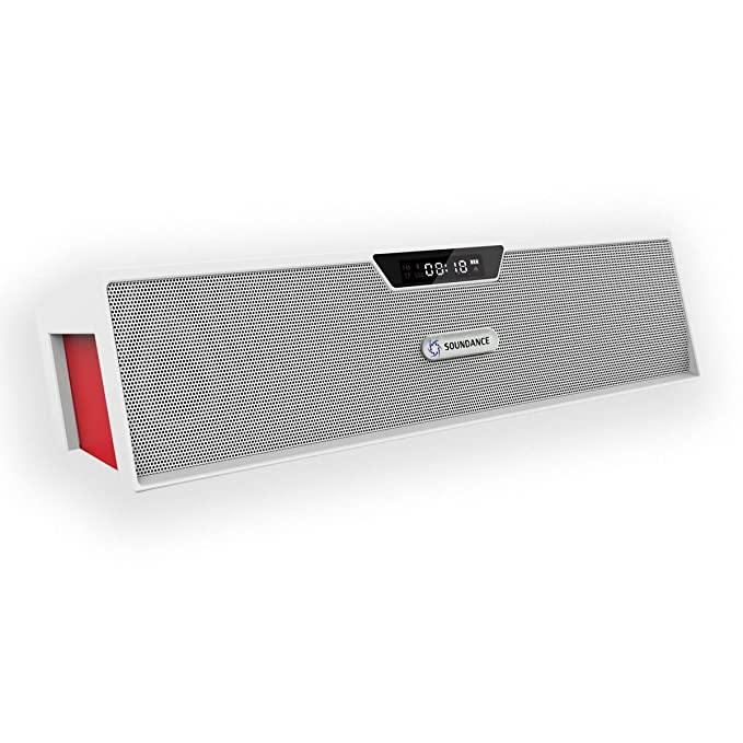 Review Soundance Wireless Speaker FM