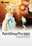 Corel PaintShop Pro 2018 Essentials for PC (Key Card) - Amazon Exclusive
