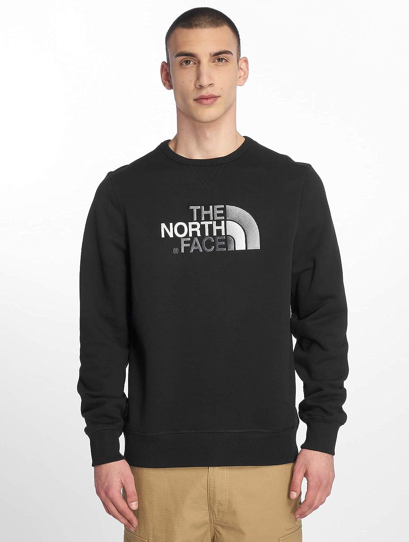 THE NORTH FACE Herren Drew Peak Crew Pullover Pullover Tnf Black