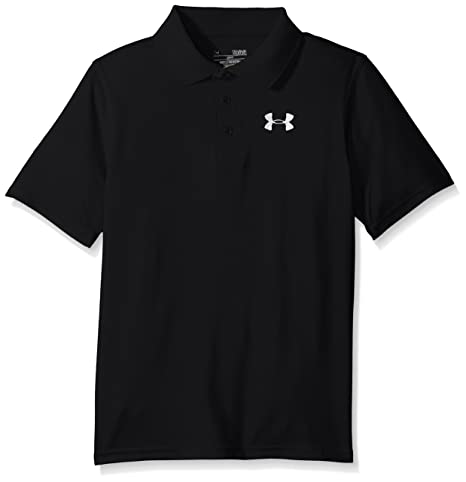Amazon.com   Under Armour Boys  Match Play Polo   Sports   Outdoors c9d5a0811