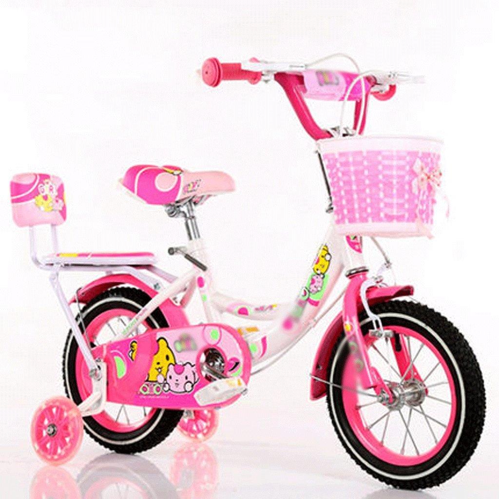 自転車 子供の自転車バイク2-3-4-6-7-8-9-10歳の女の子のメンズ自転車141618インチのベビーカー (サイズ さいず : 16inch) B07DPPW21H 16inch 16inch