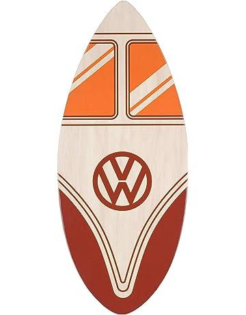7c545ef6518c VW Skimboard de Volkswagen, Skimmer 104 cm, Tabla de Madera para deslizarse  por la