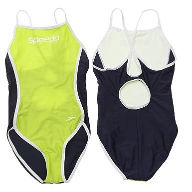 Clearance Speedo Childrenskids Girls Swimming Costumeswimsuit 16