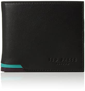 98e1c98f4 Ted Baker Men s Leather Bifold Wallet  Amazon.in  Computers   Accessories