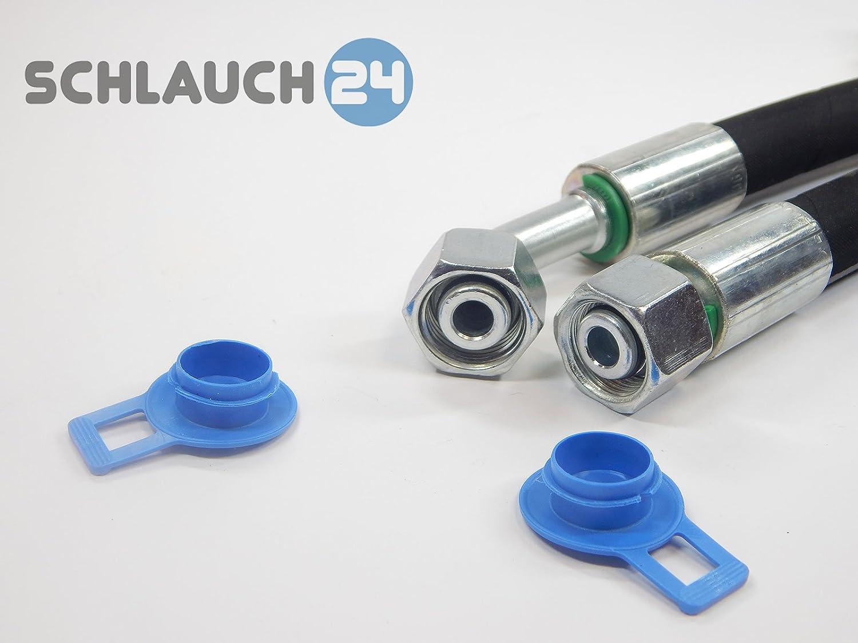 CEL 500 mm CEL Hydraulikschlauch 2SN DN 10 NW10-12L