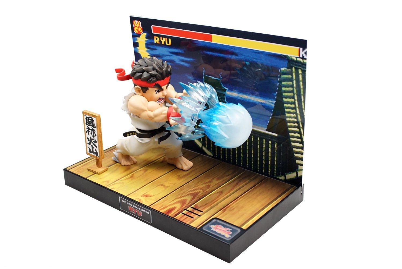 Ryu New Challenger - Street Fighter II Diorama - Big Boys Toys BigBoysToys JUN158543