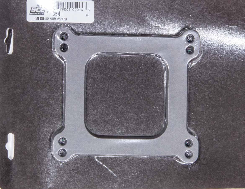 SCE Gasket 354 Carburetor Gasket- 10 Pack SCE Gaskets